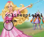 Barbie and the Three Muskateers kostenlose Prinzessinnen spiele
