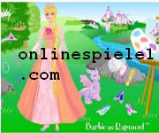 Barbie as rapunzel spiele online