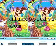 Disney Princess 5 difference gratis spiele