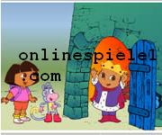 Dora saves the prince spiele online