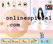 Fantasy fairy dress up kostenlose Prinzessinnen spiele