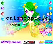 Little mermaid princess spiele online