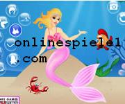 Mermaid princess gratis spiele