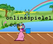Princess and the pea shooter gratis spiele
