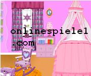 Princess room Prinzessinnen online spiele